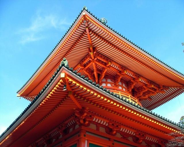 Японская крыша