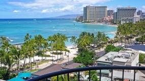 Обои Гавайи Гонолулу: Пляж, Море, Небо, Дома, гаваи, Города
