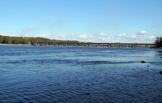 Новокузнецк река Томь