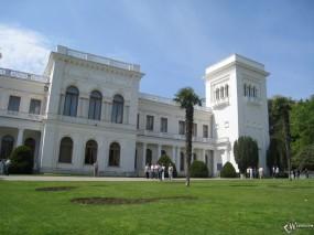 Обои Ливадийский дворец: , Крым