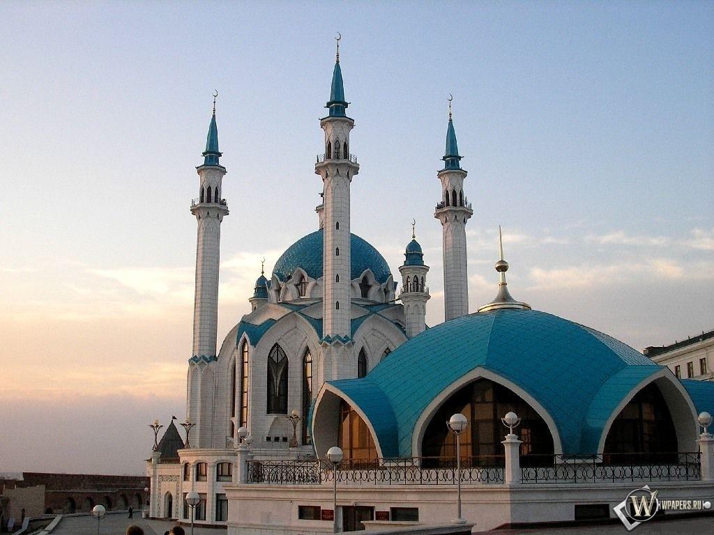 Казань (мечеть Кул-Шариф) 1024x768