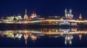 Обои Kazan city: Казань, Kazan, Kremlin, Кремль, Казань