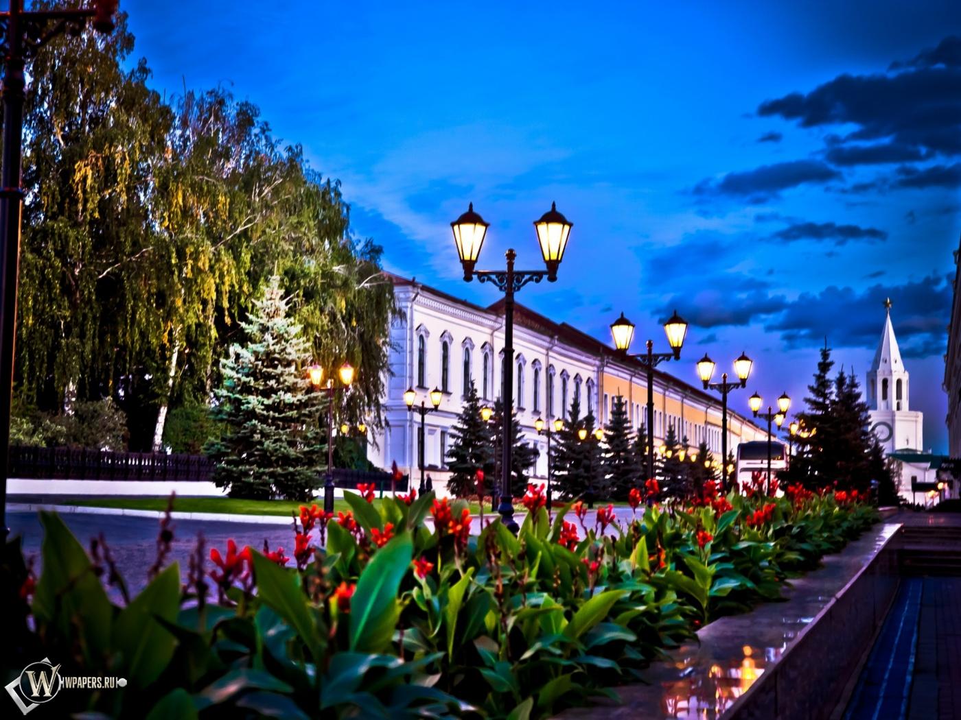 Казань улица Кремлевская 1400x1050