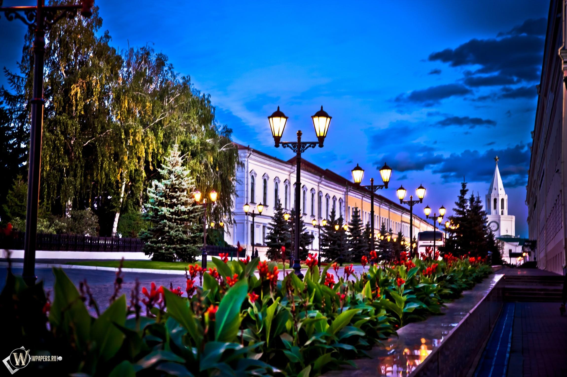 Казань улица Кремлевская 2300x1530