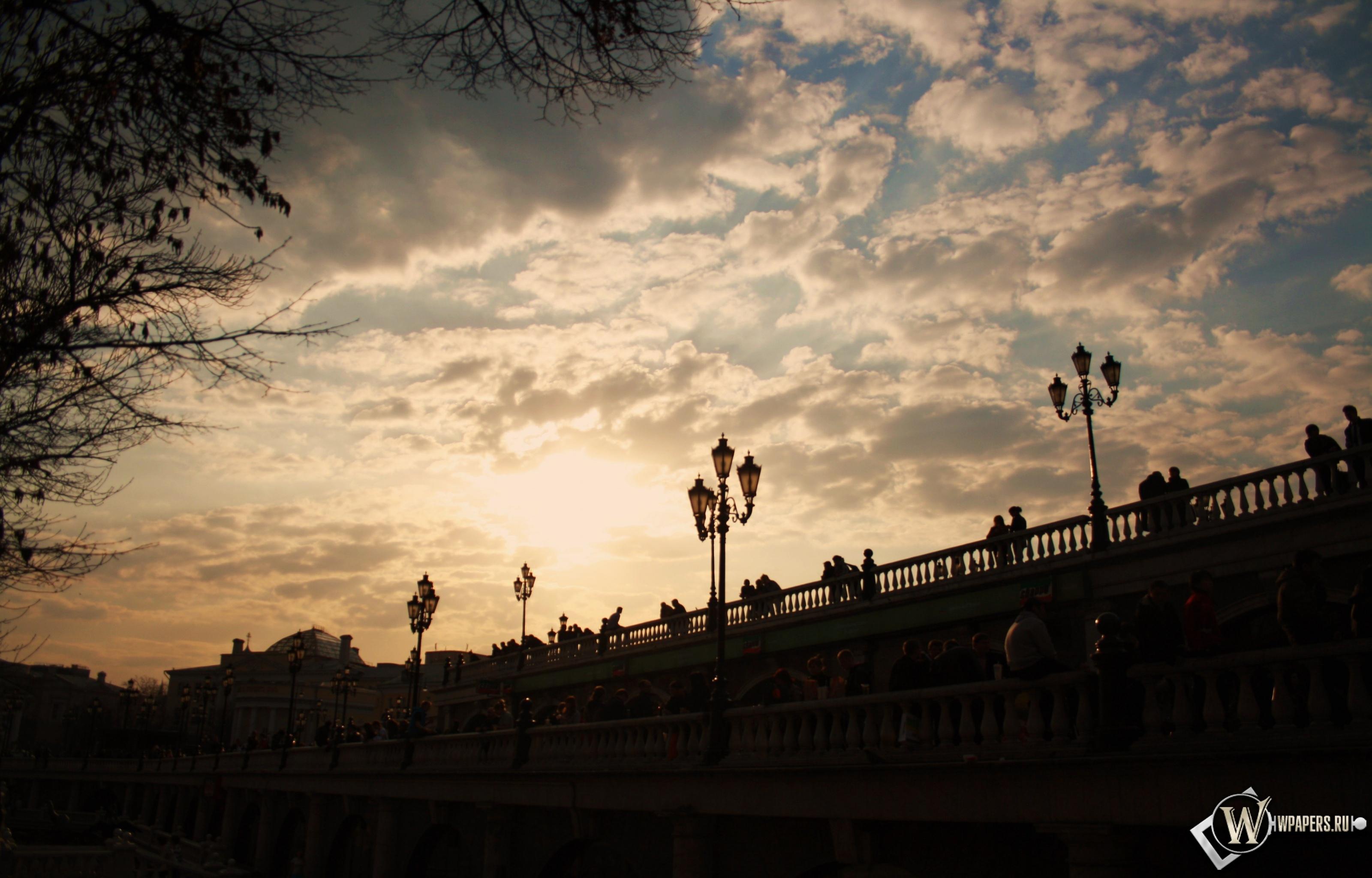 Александровский сад 3200x2048