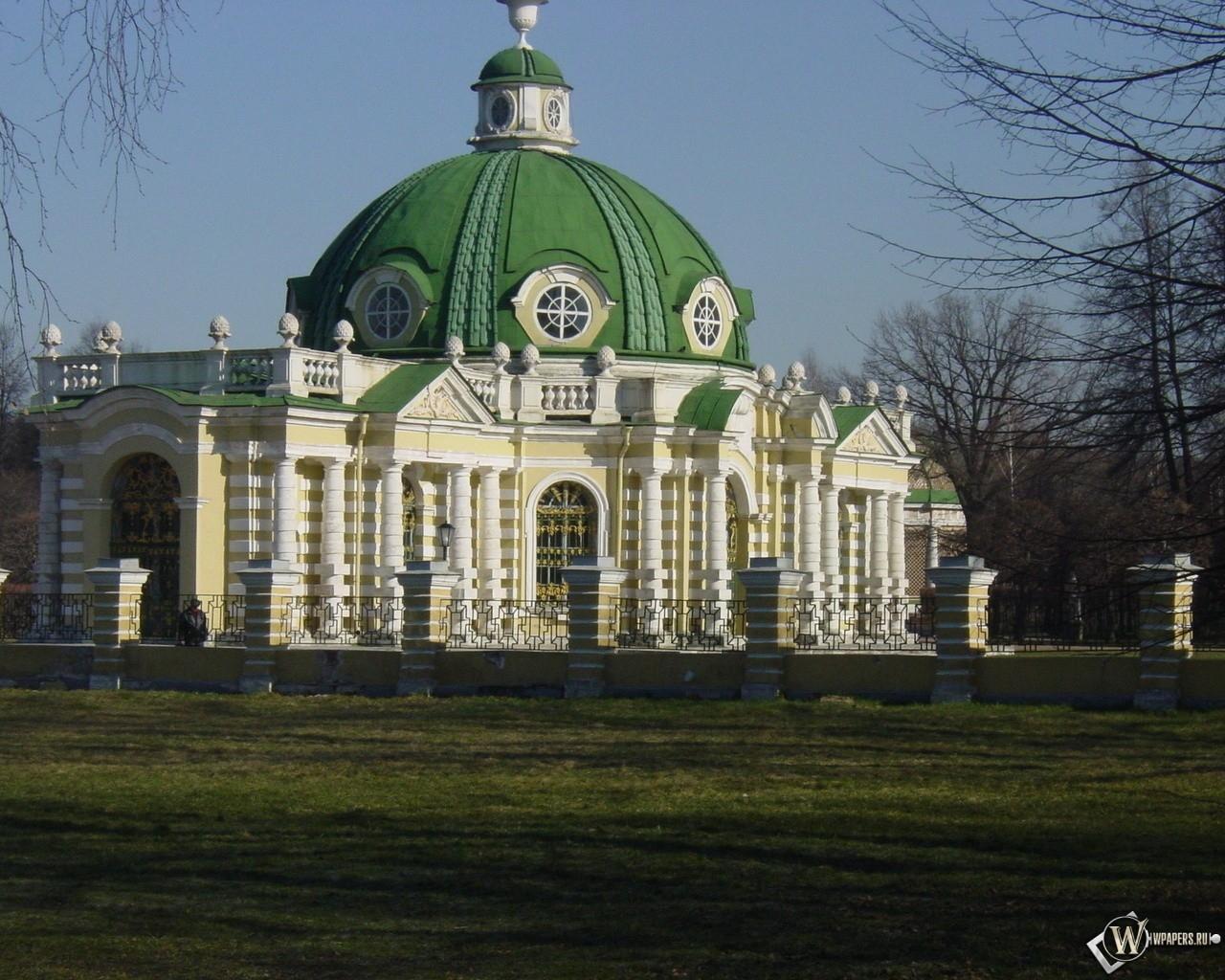 Усадьба Кусково (Москва) 1280x1024