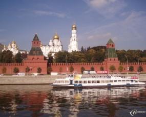 Обои Софийская набережная (Москва): , Москва
