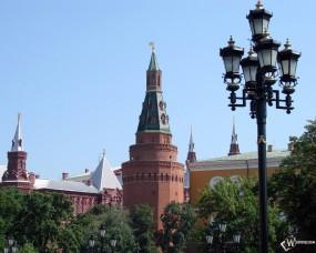 Обои Башни Кремля (Москва): , Москва
