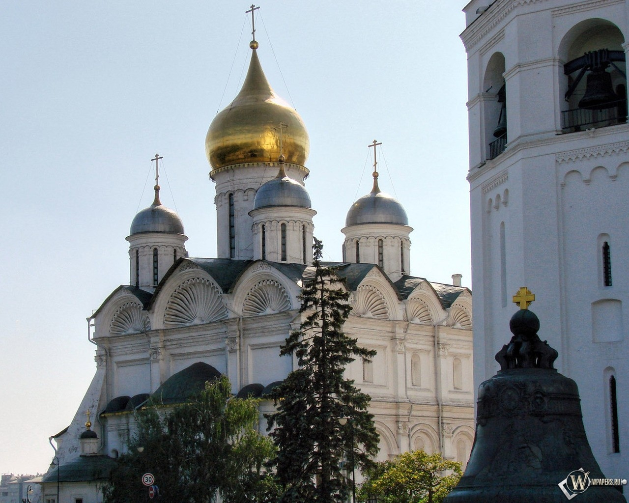 Царь-колокол (Москва) 1280x1024