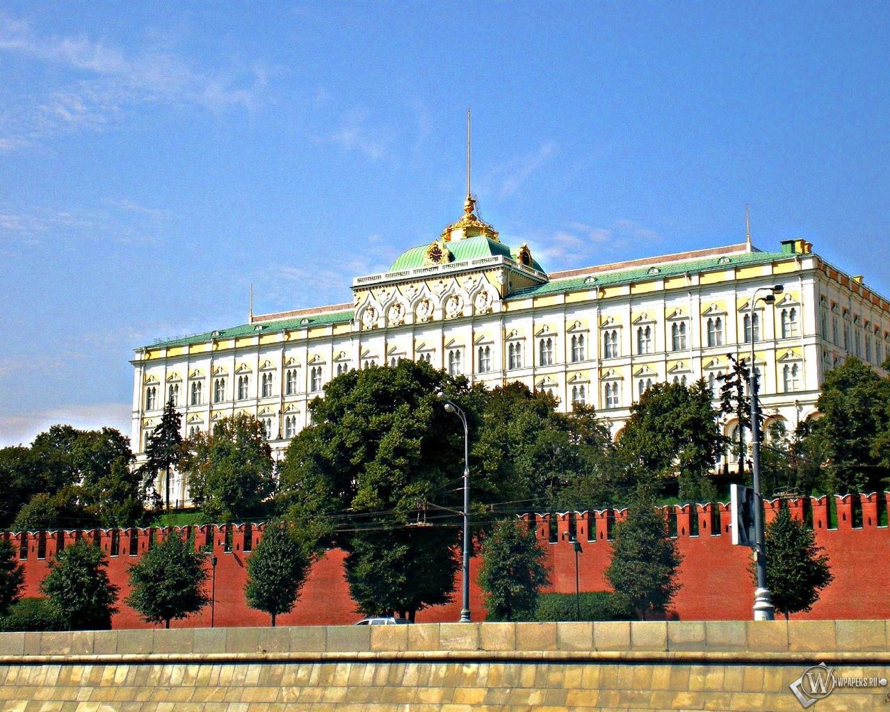 Большой кремлёвский дворец (Москва) 1280x1024