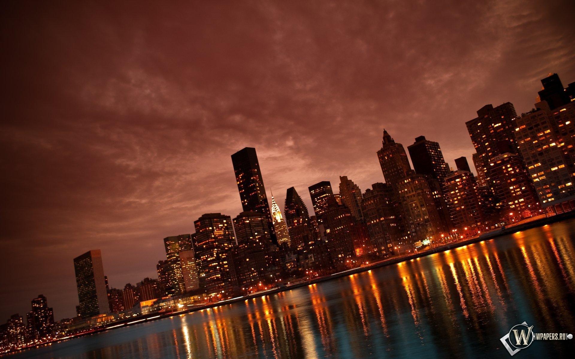 Манхэттен 1920x1200
