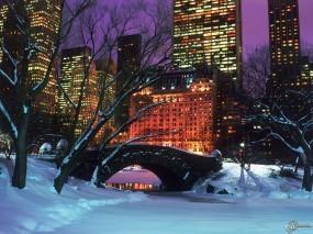 Обои Нью-Йоркские парки: , New York