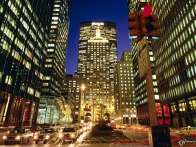 Обои New York architecture: , New York