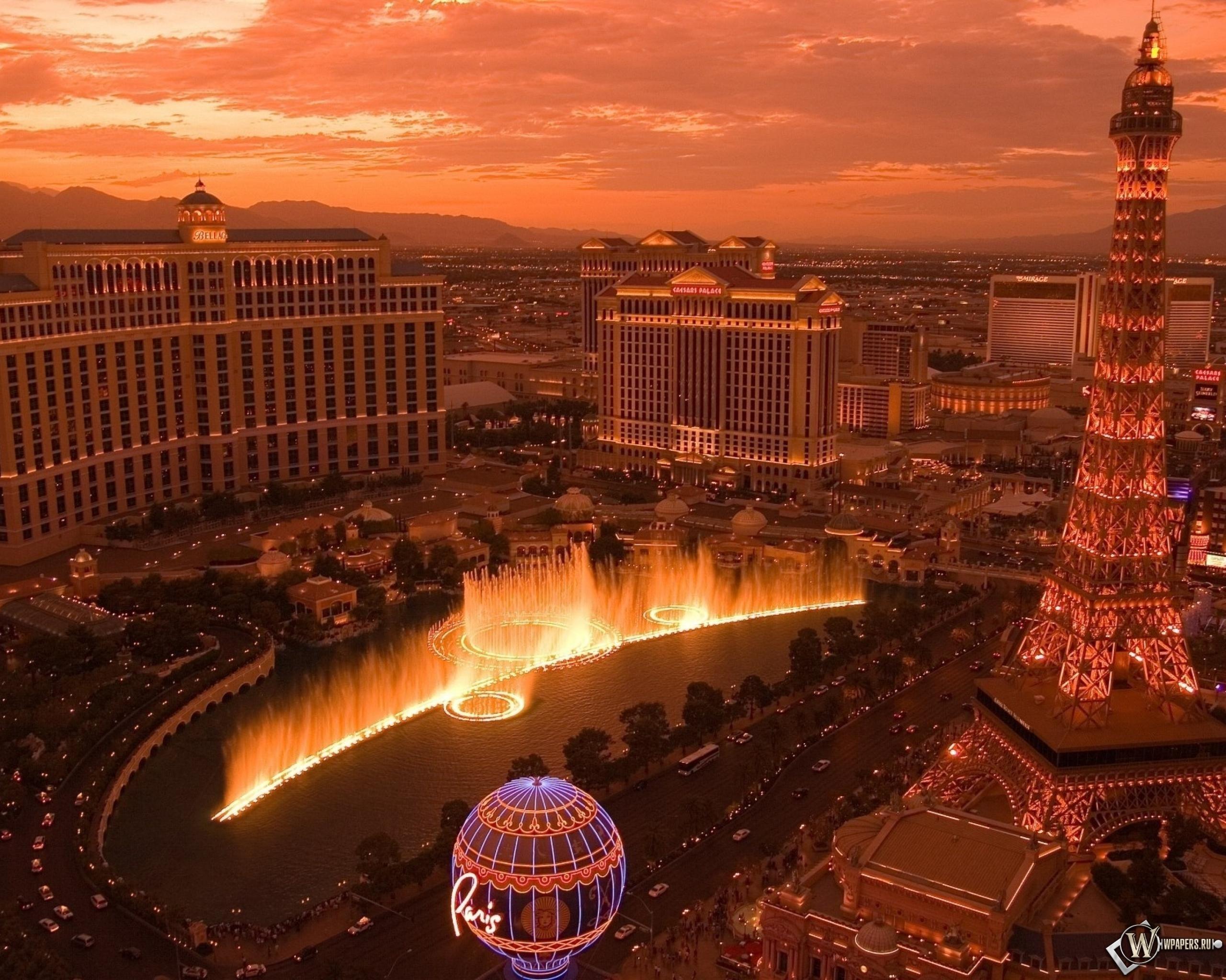Лас-Вегас 2560x2048