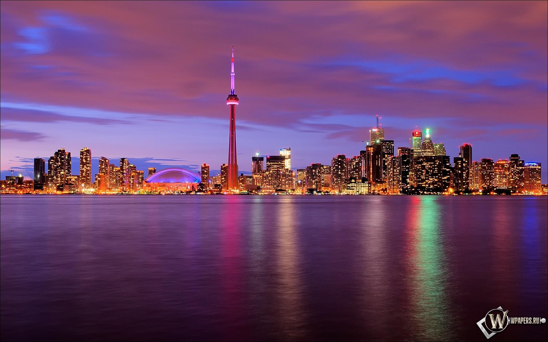 Торонто 1920x1200
