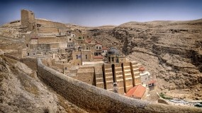 Обои Bethlehem - Israel: Скалы, Крепость, Israel, Израиль, Прочие города