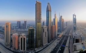 Обои Дубаи: Улица, Дубаи, Прочие города