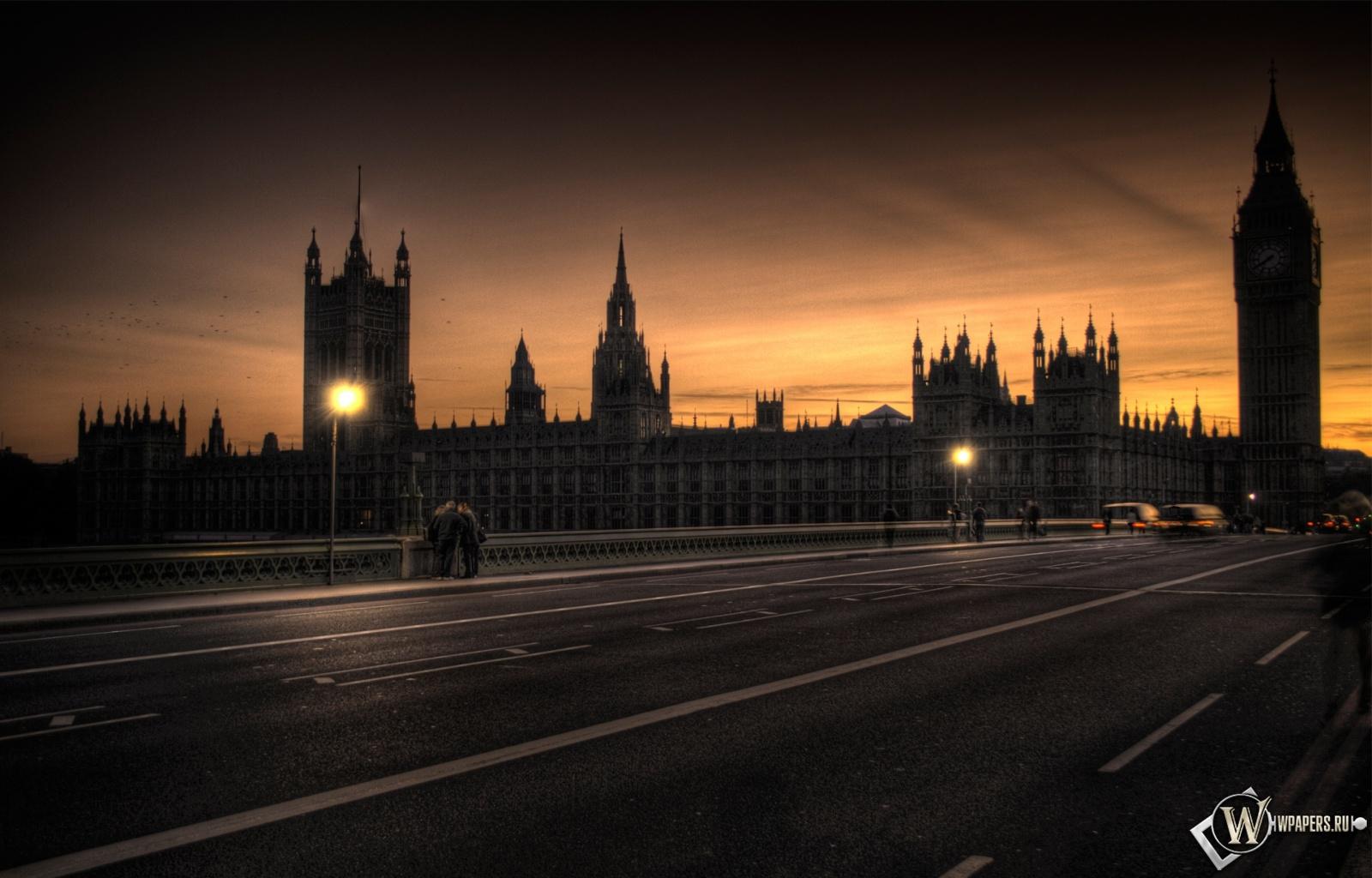 Лондон 1600x1024