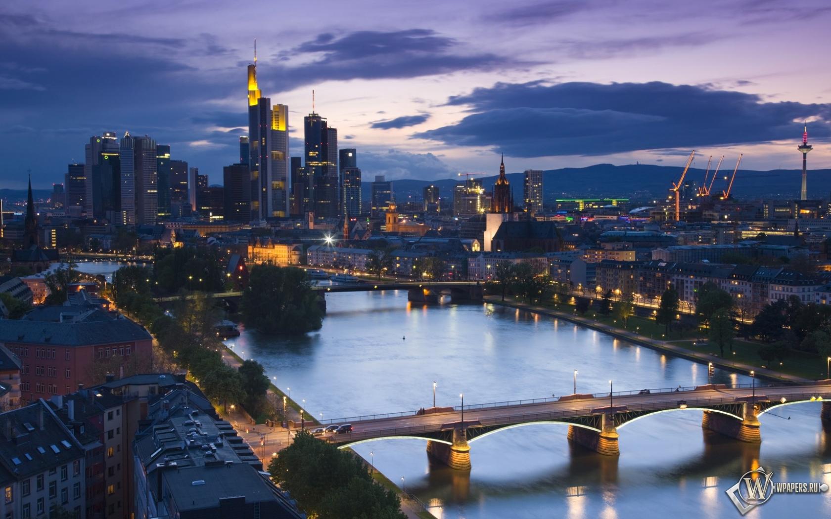 никто красивые фото франкфурта что