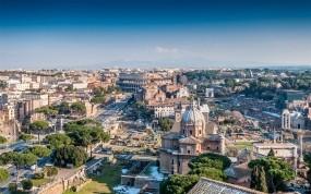 Обои Рим Италия : Город, Италия, Прочие города