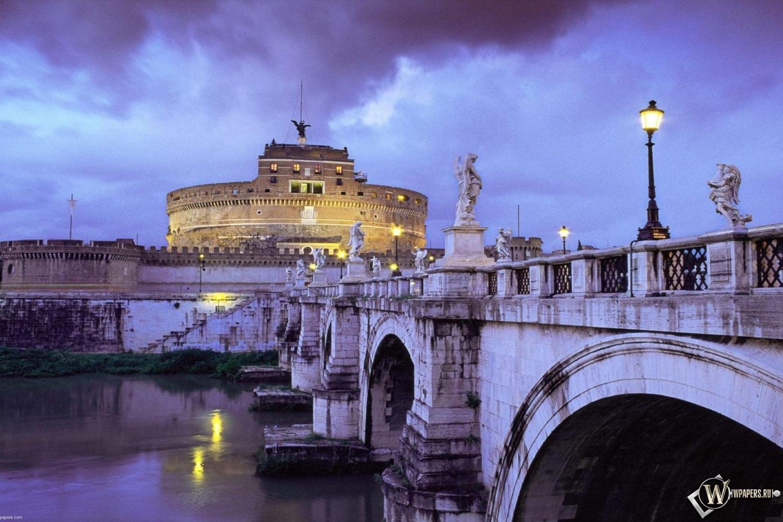 Италия (Рим) 1500x1000