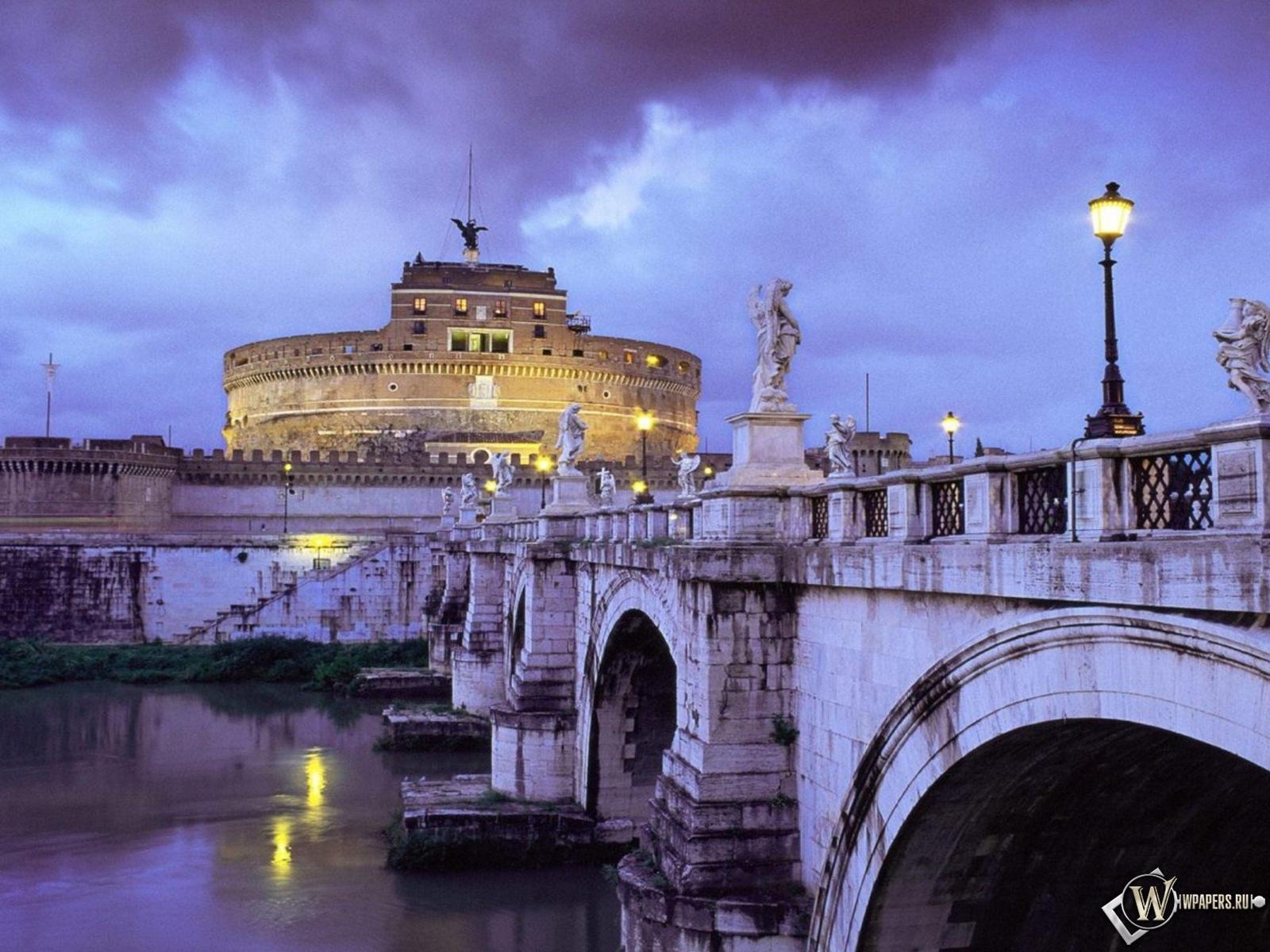 Италия (Рим) 1600x1200