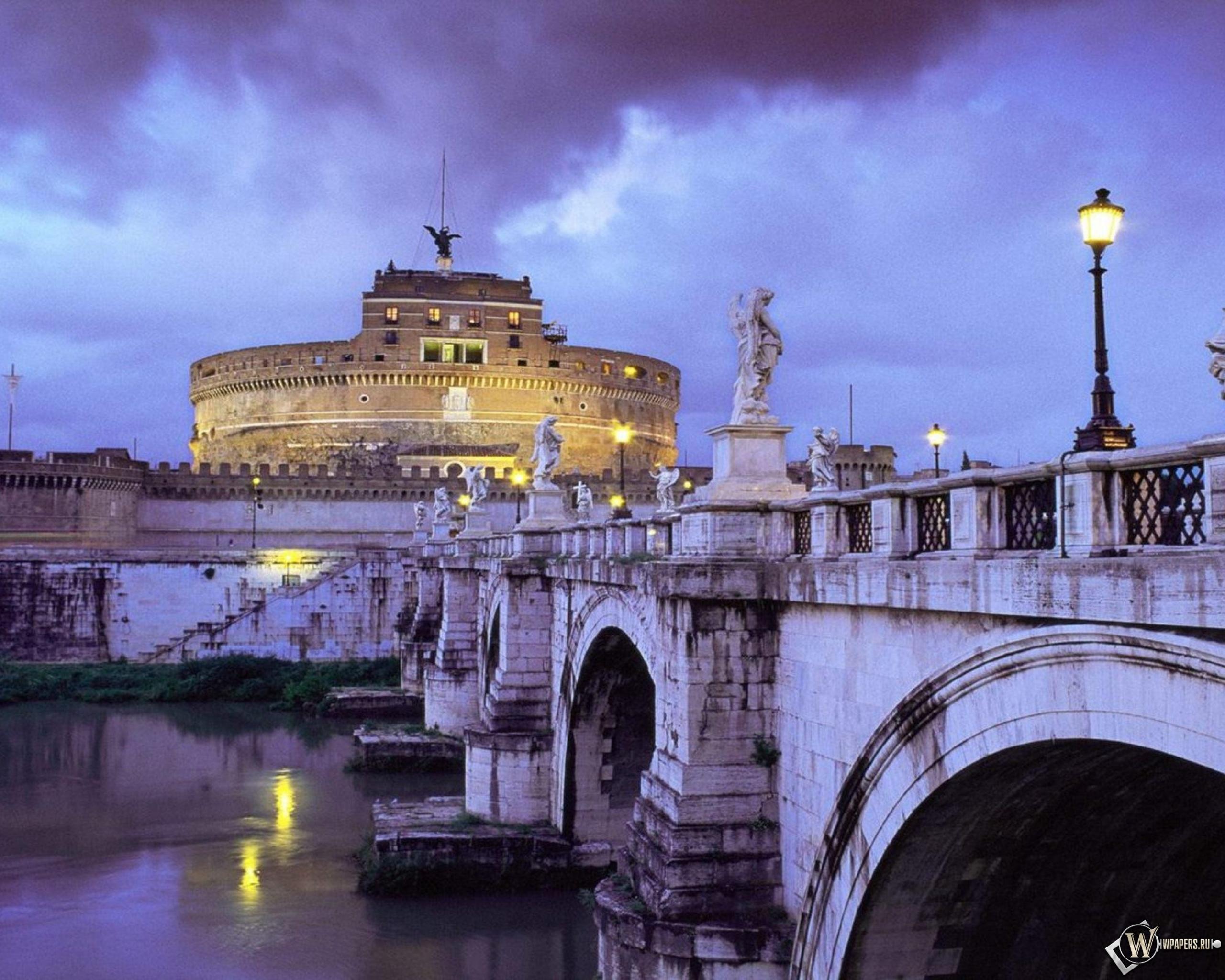 Италия (Рим) 2560x2048