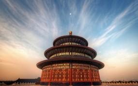 Обои Храм Неба в Пекине: Храм, Пекин, Прочие города