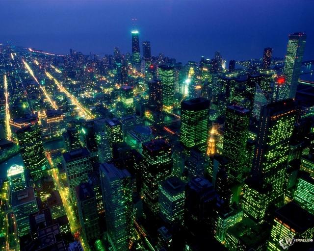 After Dark - Chicago - Illinois