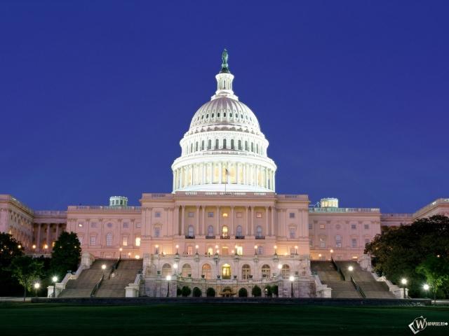 Вашингтон Капитолий