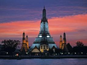 Обои Бангкок: Таиланд, Бангкок, Прочие города