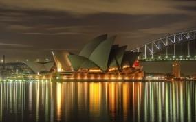 Обои Театр в Сиднее: Австралия, Сидней, Театр, Прочие города