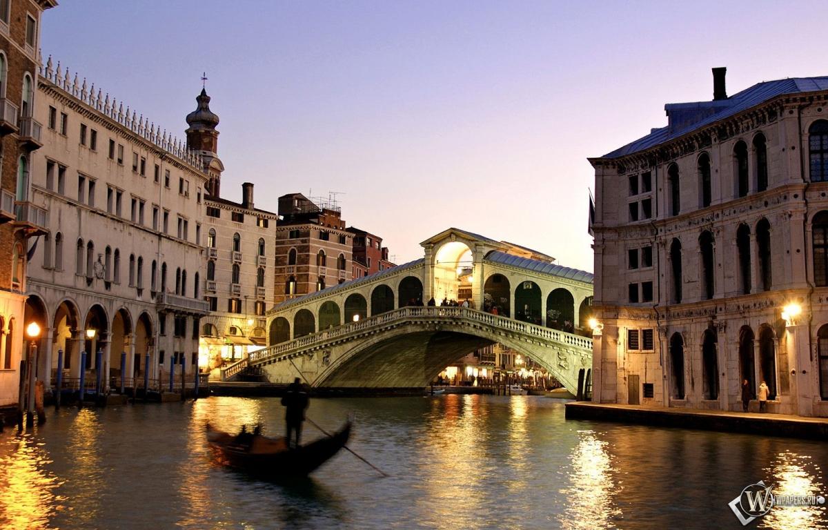 Вечерняя Венеция 1200x768