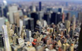 Обои Микрогород: Город, Здания, Макет, Прочие города