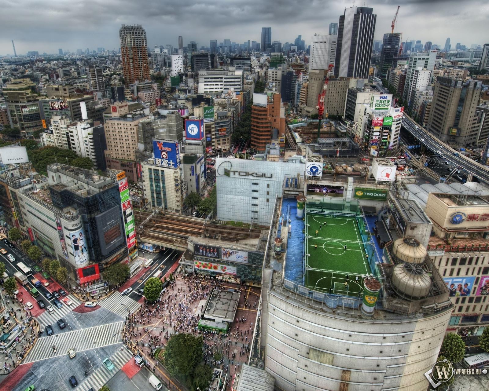 Tokyo 1600x1280
