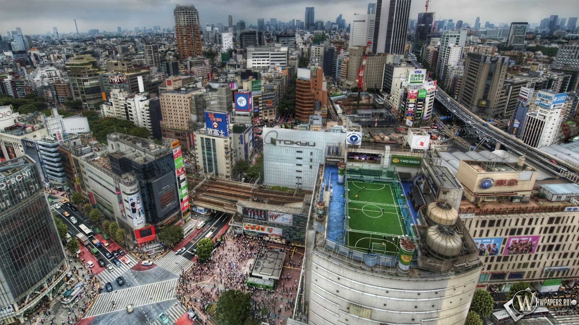 Tokyo 1920x1080