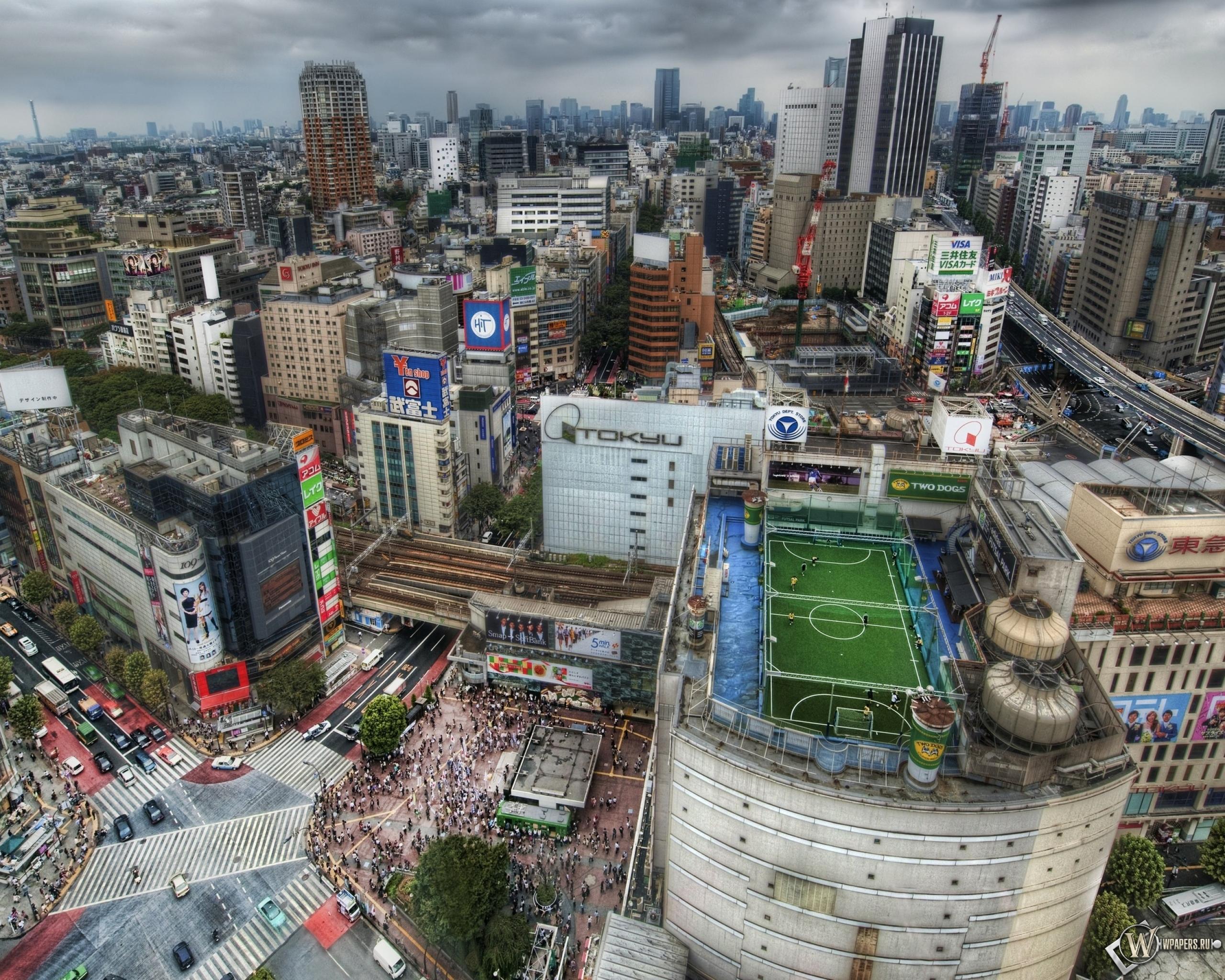 Tokyo 2560x2048