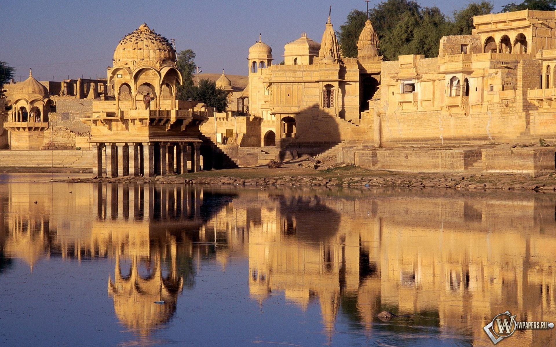 Jaisalmer - Rajasthan - India  1920x1200