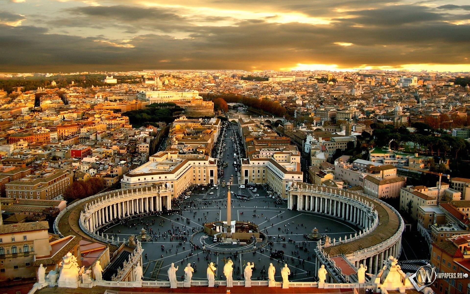 Ватикан 1920x1200