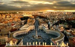 Обои Ватикан: Город, Ватикан, Рим, Прочие города