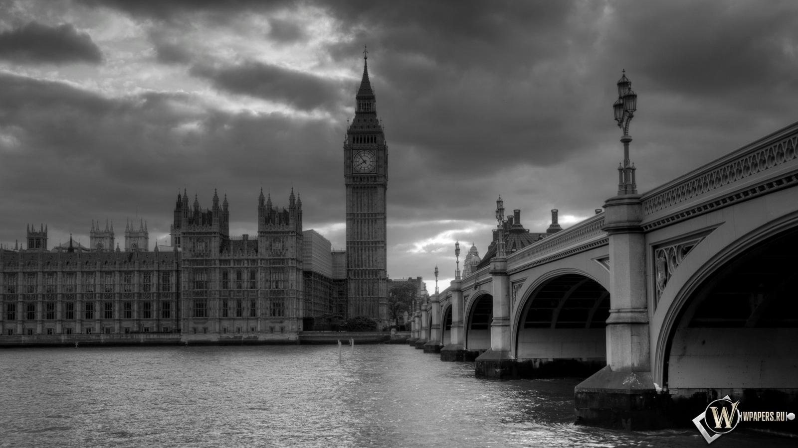 Лондон 1600x900