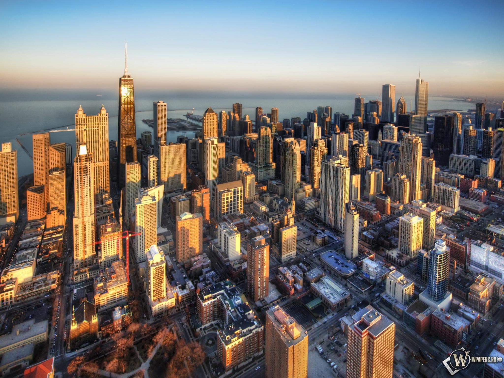 Чикаго 2048x1536