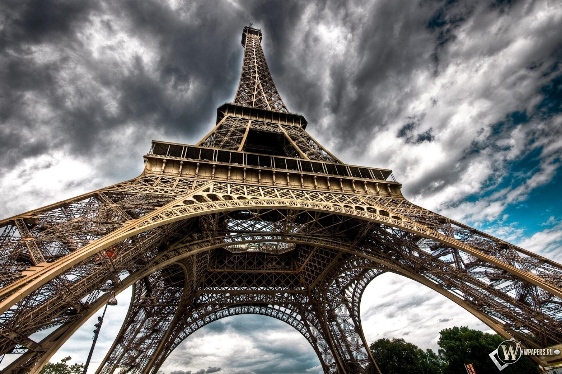 эйфелева башня фото высокого разрешения словами