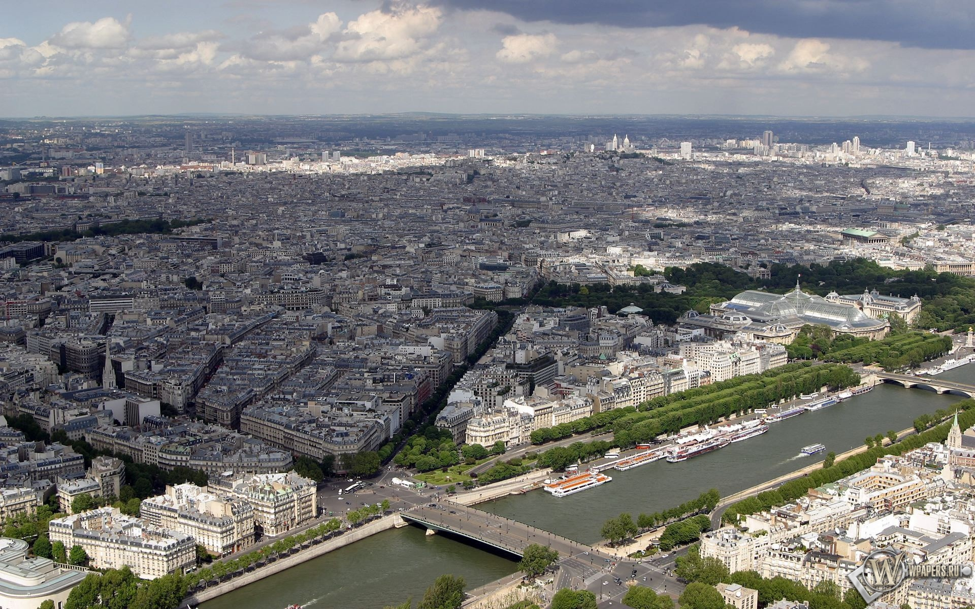 Париж 1920x1200