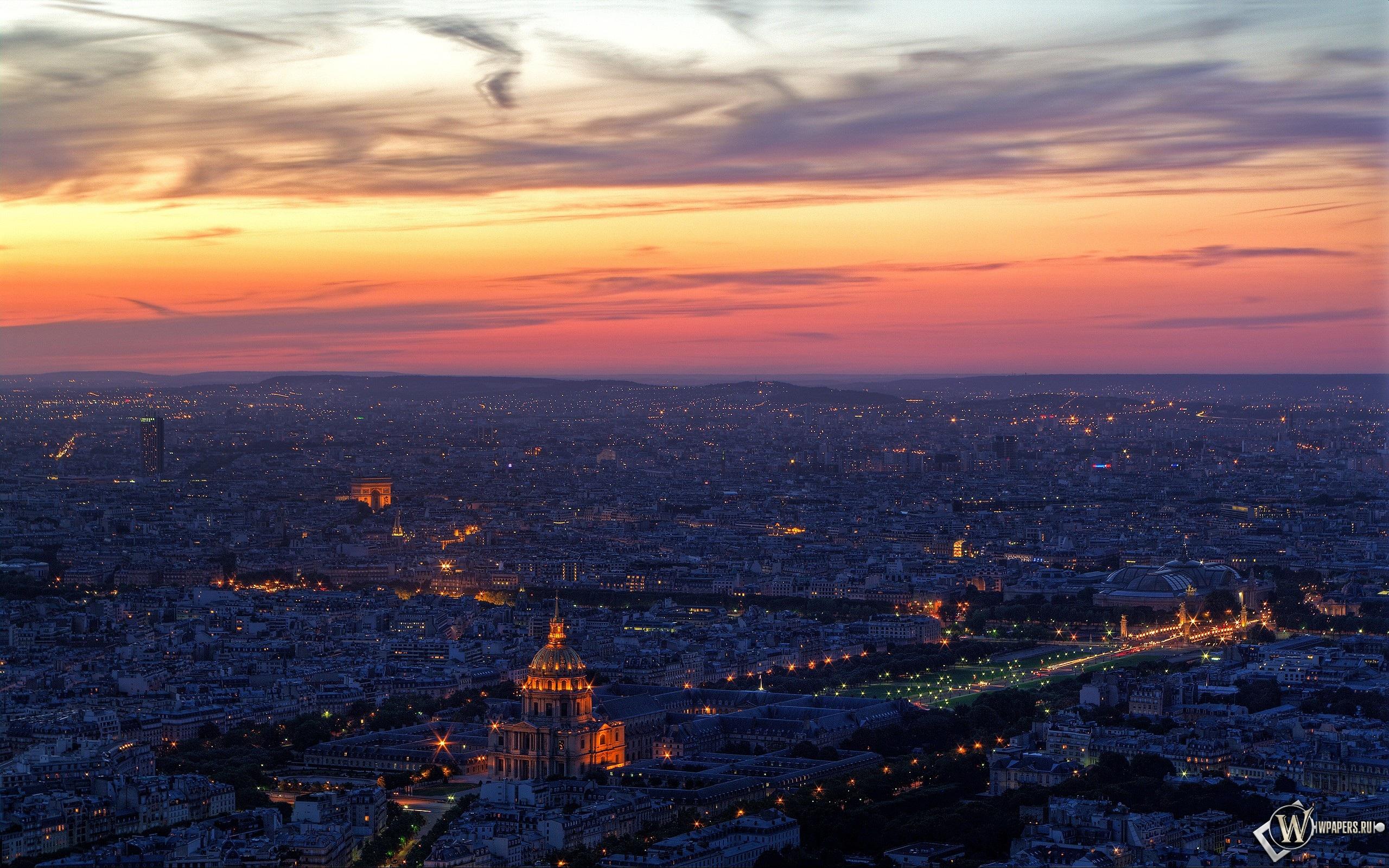 Париж 2560x1600