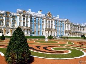 Обои Усадьба Санкт-Петербург: , Санкт-Петербург
