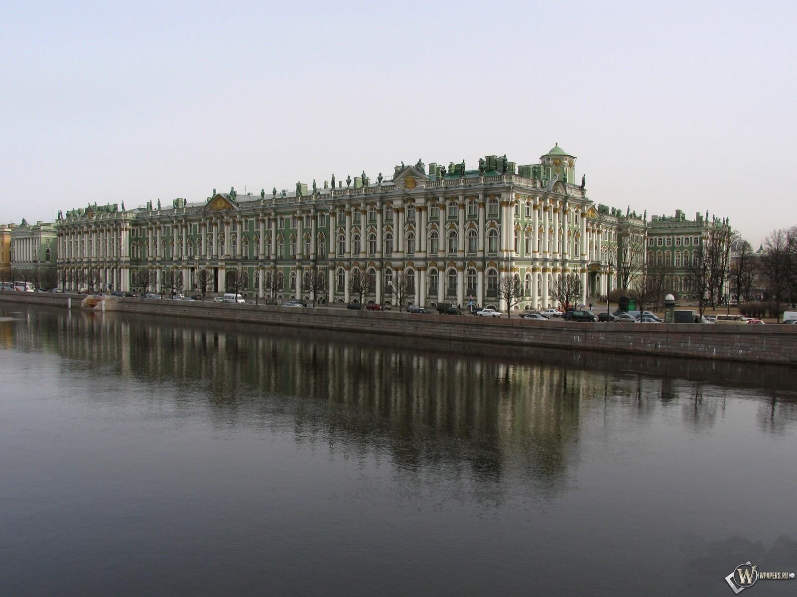 Набережная Санкт-Петербург 1600x1200