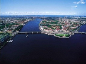 Обои Васильевский остров: Остров, Санкт-Петербург, Санкт-Петербург