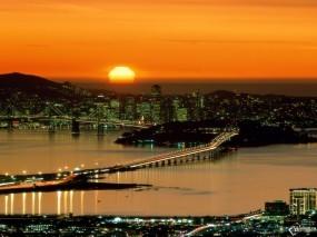 Обои San Francisco: San Francisco, Города и вода