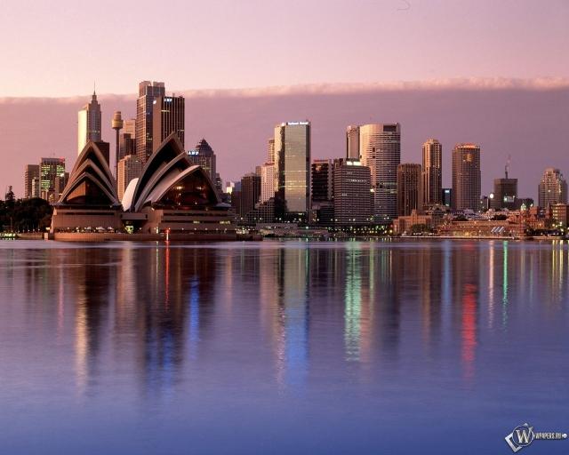 Sydney Reflections Australia